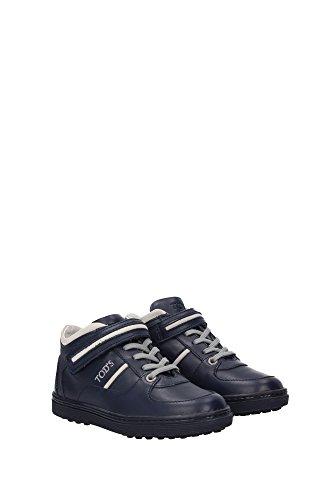 Tods Sneakers Niño - (UXC0JL0I2809XE12WE) EU Azul marino