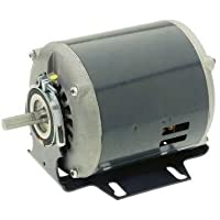 NIDEC MOTOR CORPORATION (Emerson / US Motors) 4115 3/4 HP Belted Fan and Blower, 1725 RPM, 115/230 Volts