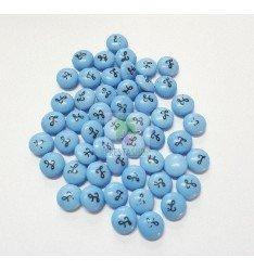 Mini Lacasitos Azul – 1000 Gr