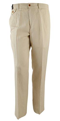 Polo Ralph Lauren Men's Big & Tall Classic-Fit Briton Twill Pants-BS-50B X 32 ()