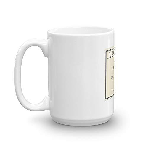 Lionel Hutz - No, money down! 15 Oz White Ceramic (Best Of Lionel Hutz)