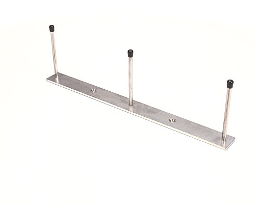 (Robot Coupe 101230 Plate Rack, Wall Mount)
