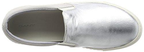 Kvinde sølv Alice Sølv G80 Sko Gant HqxwAZ50n