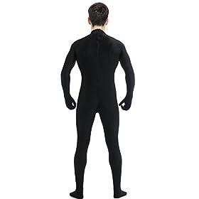 - 31g 72f5wWL - Speerise Adult Full Lycra Spandex Bodysuit Unitard Costume Zentai Suit Without Hood