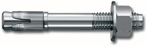 Hilti KWIK Bolt 3 Expansion Anchor Box of 15 304 Stainless Steel KB3 5//8 x 3-3//4-282550