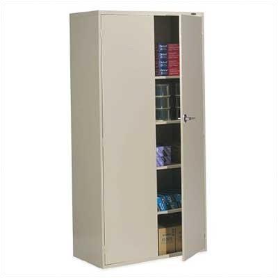 9300 Series 2 Door Storage Cabinet Finish: Desert Putty - Modular Office Storage