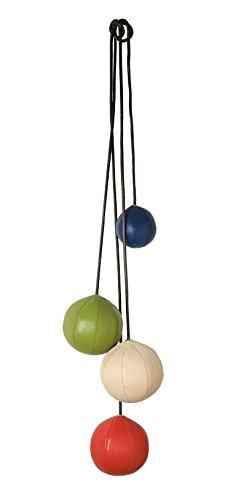 ENOstudio DP01EN007003 Perchero, color verde, rojo, azul ...