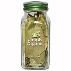 Simply Organic Bay Leaf, 0.14 Ounce - 6 per case