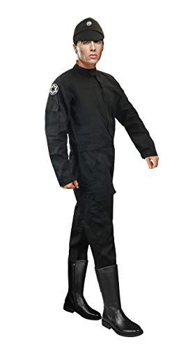 Star Wars Tie Fighter Adult Costumes - Star Wars TIE Jumpsuit Pilot Flightsuit