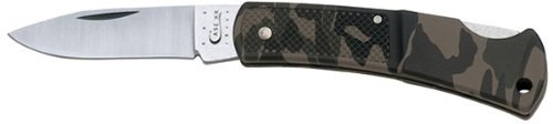 Camo Lockback Knife (Lockback Camo Knife)