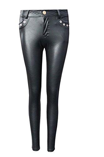 Envy Boutique - Vaqueros - Pantalones - para mujer negro