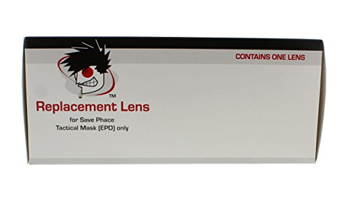 - Save Phace 2000353 Mirrored Smoked Lens for TM