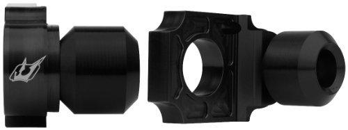 2011 BMW S1000RR Axle Block Sliders - Black, Manufacturer: Driven Products, DRIVEN AXLE BLOCK SLDRS - BLK