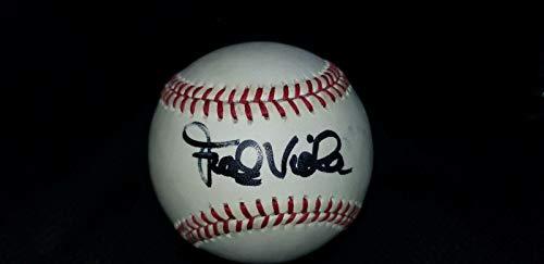 Autographed Frank Viola Ball - Legend Star Authentic Oal - Autographed -