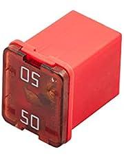 HELLA 8JS 740 026-771 zekering - Low Profile JCASE - 50A - rood