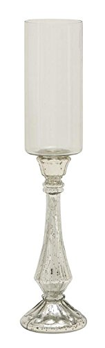Deco-79-24604-Glass-Candle-Holder-4-x-21