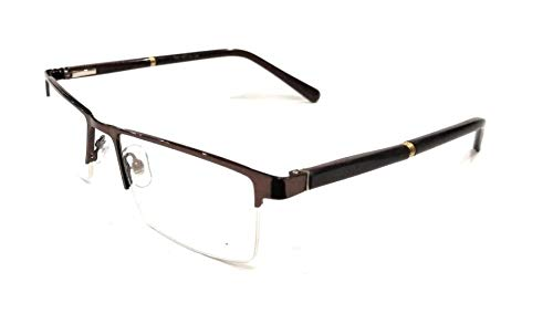 721f0e92a83 Crizal essilor digital rays friendly spectacle blue ray cut lens computer  glasses 0 power for men aldg218