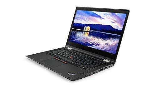 Lenovo ThinkPad X380 Yoga Windows Laptop 2 in 1 Laptop (Intel Core i7 8 GB RAM Windows 10 Pro) 20LH000VUS [並行輸入品] B07HRPQFF4