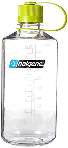 Nalgene Tritan 32-Ounce Narrow Mouth BPA-Free Water Bottle