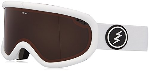 Electric Visual Charger Gloss White/Brose Snow - Goggles Uk Electric