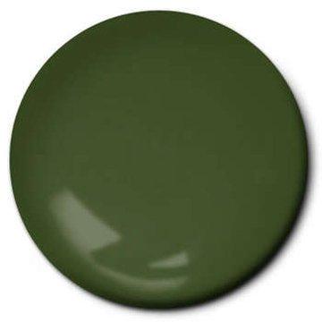 Master Enamel Model Testors - Testors Model Master Enamel Paint 1/2 ounce FS34079 Flat Dark Green