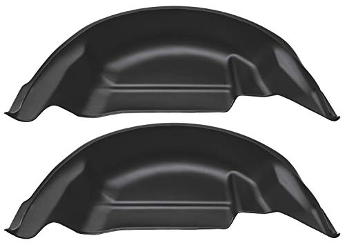 Husky Liners Fits 2015-19 Ford F-150 (Will not fit Raptor) Rear Wheel Well Guards