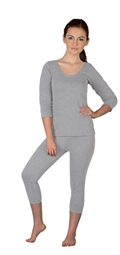 Selfcare Girls Thermal Top  amp; Pyjama Set