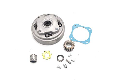 Chanoc Heavy Duty Manual Clutch for 50cc 70cc 90cc 110cc ATV Go Kart Moped Dirt ()