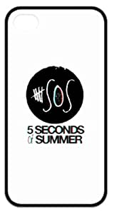 5SOS Hard Case for Apple Iphone 4/4s Caseiphone4/4s-1671