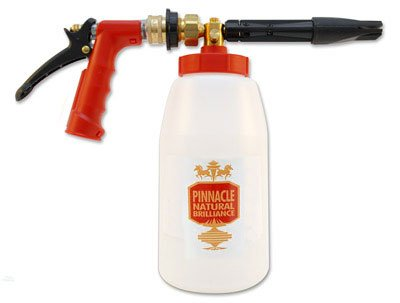 Pinnacle Half Gallon Foam Gun with FREE BONUS