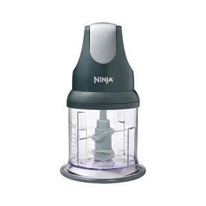 NINJA NJ100 Express Chop, 2 cup, Grey