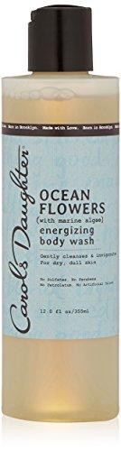 Carol's Daughter Ocean Flowers Energizing Body Wash, 12 fl oz (Carols Daughter Cosmetics)