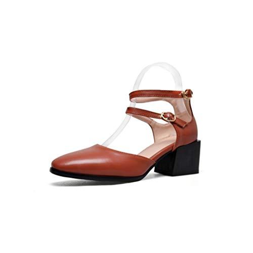 Flache Heels Lsm Blockabsatz Flache Schuhe Frauen O1xIwq7