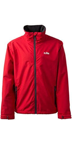 GILL Crew Sport Inshore Sailing Jacket - Red XS
