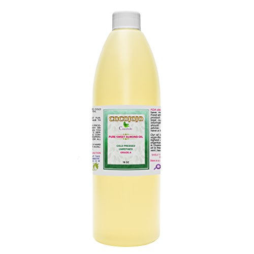 Sweet Almond Oil Inflammatory Antioxidant