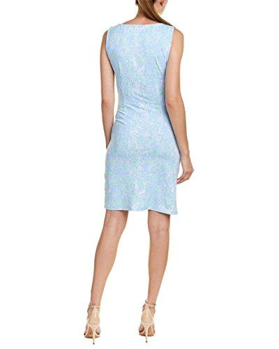 Womens Mclaughlin Sheath Cloth S Dress J Catalina Blue 81qwA5zq