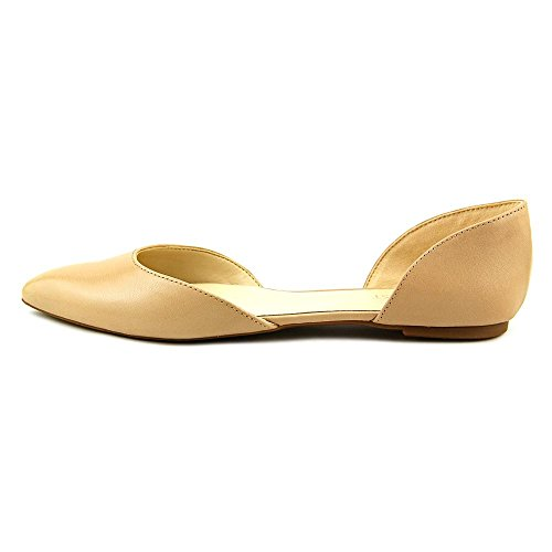 Nine West Stardust Mujer Ante Zapatos Planos