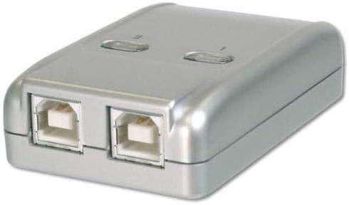 Data Switch AUTOMATICO 2X1 Ordenador Impresora: Amazon.es ...
