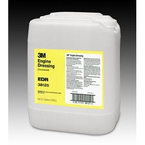 3M 38125 Engine and Tire Dressing - 5 Gallon
