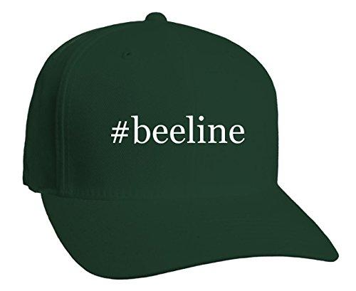beeline-hashtag-adult-baseball-hat-forest-large-x-large
