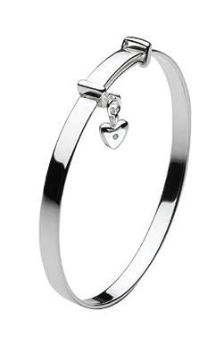 Diamant Kit Heath Argent 925//1000 Bracelet Enfant