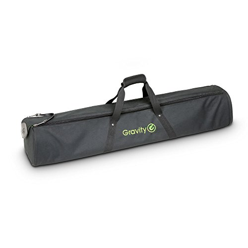 Carry Bag Microphone Stand (Gravity GBGSS2B Transport Bag for 2 Speaker Stands)