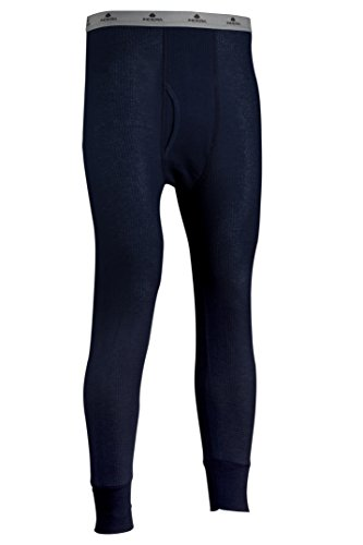 Indera Men's Traditional Long Johns Thermal Underwear Pant