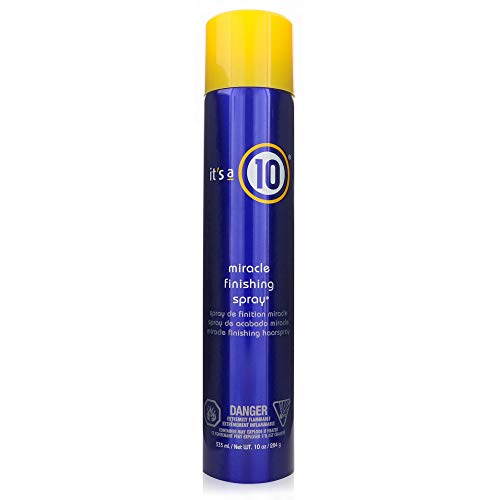 It's a 10 Haircare Miracle Finishing Spray, 10 fl. oz. (The Best Finishing Spray)