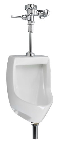 American Standard 6581.015.020 Maybrook Vitreous China 1.0 GPF Urinal, White by American Standard