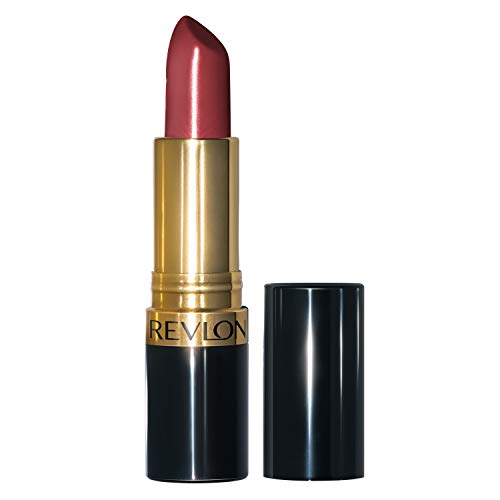 REVLON Super Lustrous Lipstick, High Impact Lipcolor with Moisturizing Creamy Formula, Infused with Vitamin E and…