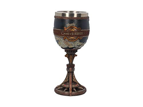 - GAME OF THRONES THE SEVEN KINGDOMS GOBLET 17.5CM