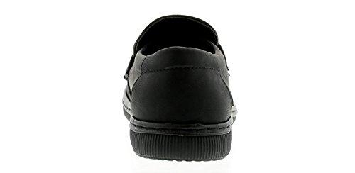 Croft Originals einödbauern Herren Formelle Schuhe Schwarz - Schwarz - UK Größen 6-11