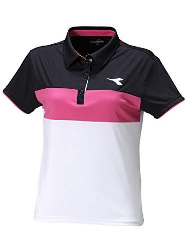 [ディアドラ]DTJ8398 JRゲームシャツ(ジュニア) テニスシャツ レディース