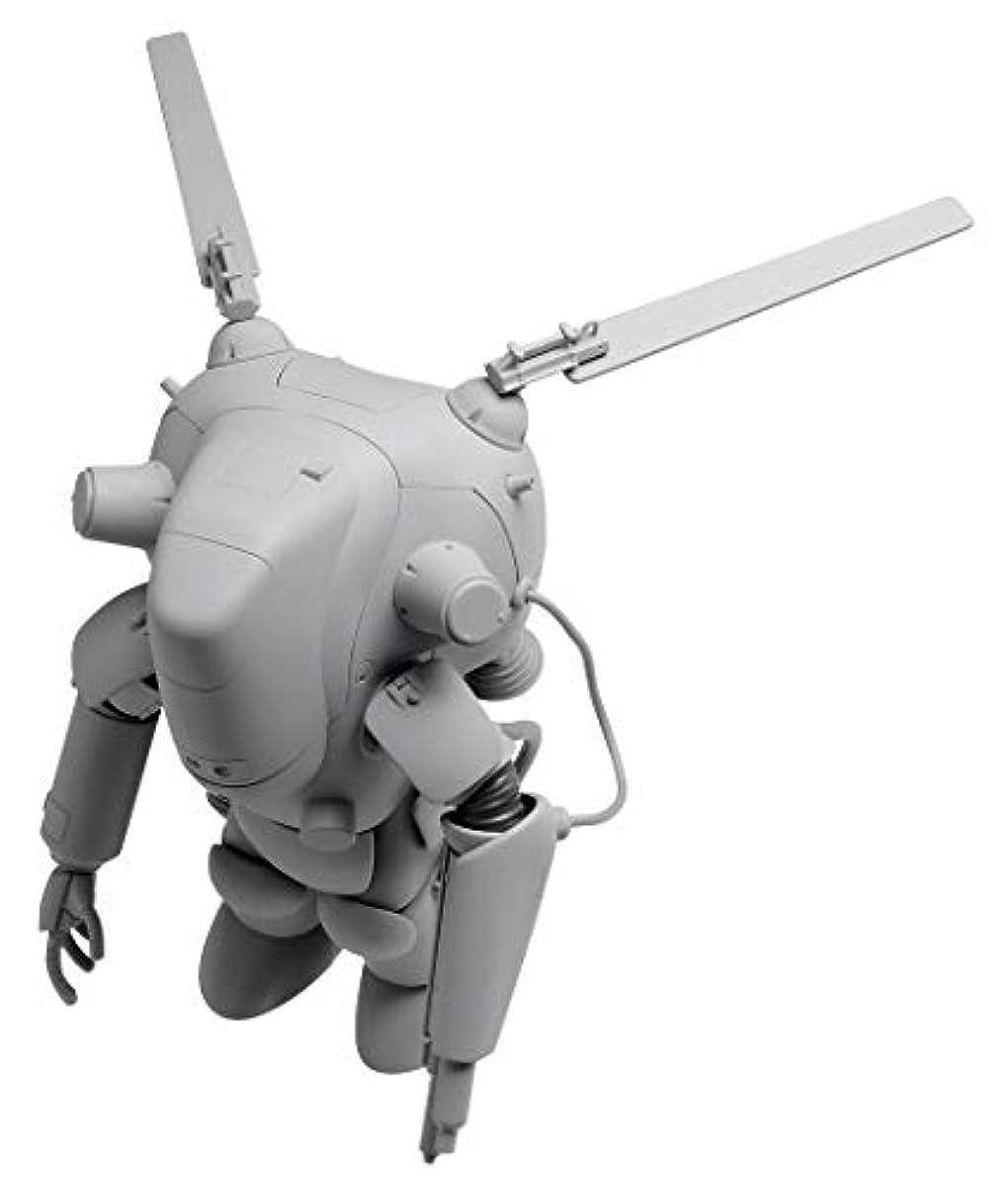 [해외] 웨이브 머신 크리거 P.K.A. WAPRUF K 카우츠 1/20스케일 전높음 약12CM 프라모델  MK-025